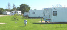 A well laid out caravan and camping park at Royal Vale In Allostock Knutsford