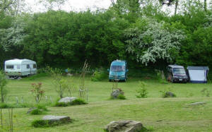 Faerie Thyme Holidays - camping with a difference