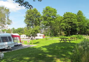 Garlieston Lodge Camping and Caravanning Club Certificated Site
