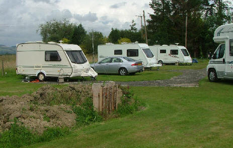 Fernlea Caravan Club Certificated Location