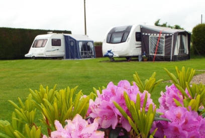 Woodland Gardens Caravan & Camping Site just for adults